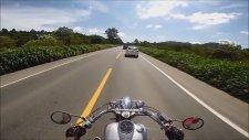 Kazadan Son Anda Kurtulan Motosikletli