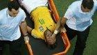 Neymar Dünya Kupası'na Veda Etti
