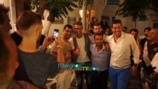 Paparazziler Ronaldo'nun Peşinde!