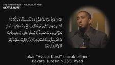 Ayetel Kürsi'deki Bilinmeyen Düzen - Nouman Ali Khan