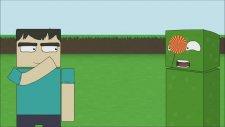 Minecraft Animation (Türkçe Seslendirme 8)