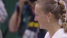 Wimbledon'da Zaferin Adı Kritova