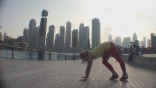 Yoga Dubai Handstand Splits