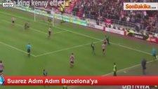 Suarez'in Barcelona'ya Transferi Konusunda Taraflar Anlaştı