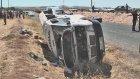 Minibüs Devrildi: 1 Ölü, 20 Yaralı - Şanlıurfa