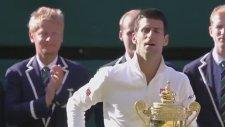 Wimbledon'da Zaferin Adı Novak Djkovic