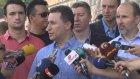 Başbakan Gruevski - Makedonya'daki Protestolar - Üsküp