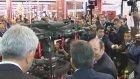 Cumhurbaşkanı Gül, IDEF'11 Fuarının Açılışını Yaptı