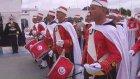 Türkiye'den Tunus'a Güçlü Destek-Uğurlama