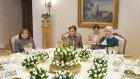 Bayan Gül, Lüksemburg Büyük Düşesi Teresa'yı Çankaya Köşkü'nde Ağırladı