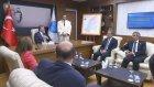 Cumhurbaşkanı Gül, 7 Aralık Üniversitesi'ni Ziyaret Etti