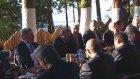 Cumhurbaşkanı Gül, Çay Topladı