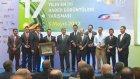 Cumhurbaşkanı Gül,  Haber Kameramanları Derneği'nin Ödül Törenine Katıldı