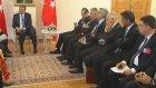 Cumhurbaşkanı Gül Litvanyada Tatar Cemiyetini Kabul Etti