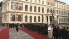 Cumhurbaşkanı Gül, Riga'da Resmî Törenle Karşılandı