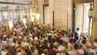 Fatih Camisi'nde Cuma Namazı