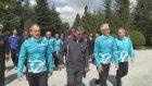 50. Cumhurbaşkanlığı Bisiklet Turu'nun Tanıtımı Çankaya Köşkü'nde Gerçekleştirildi