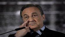 Florentino Perez Gözyaşlarına Hakim Olamadı!