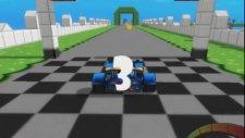 3D lego araba yarışı | 3D Oyunlar