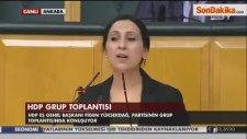 Hdp Eşbaşkanı Yüksekdağ: Silaha En Fazla Mesafe Koyması Gereken Devlettir