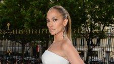 Jennifer Lopez 2014 Paris Moda Haftasında