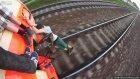 Yükseklik Korkusu Olanlar, Kalbi Olanlar Bu Videoyu İzlemesi