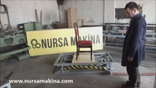 Pnomatik Döşeme Sehpası ( 400 Kg ) ( Nursa Makina )