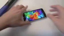 Samsung S5 Çekiç Deneyi - Patlar Mı?