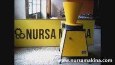 Sünger Kırpma Makinası ( Nursa Makina )