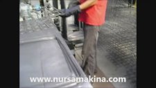 Yay Örgü ( Klips ) Makinası ( Nursa Makina )