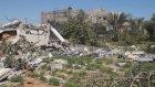 İsrail'in Gazze'ye Hava Saldırıları - Gazze