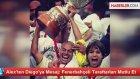 Alex'ten Diego'ya Mesaj: Fenerbahçeli Taraftarları Mutlu Et
