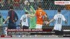Arjantin, Hollanda'yı Penaltılarda 4-2 Yenerek Finale Çıktı