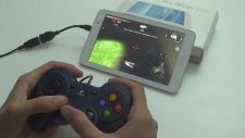 Asus Memo Pad 7 ME176C Dead Triger Gameplay oyun performansı