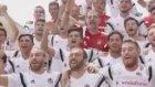 Beşiktaşlı Futbolculardan Marşlı Çağrı