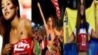 Dünya Kupası'nın Tribün Güzelleri