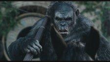 Maymunlar Cehennemi: Şafak Vakti Türkçe Dublajlı Fragman