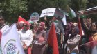 İsrail'in Gazze'ye Saldırısına Tepki