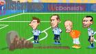 Messi Ve Arkadaşları Robben'e Bakın Ne Yaptı...