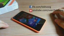 Nokia Lumia 630 Kutu Açılımı-Kurulum