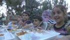 """Suriyelilere """"halil İbrahim Sofrası'' - Şanlıurfa"""