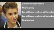 Justin Bieber - U Smile (türkçe)