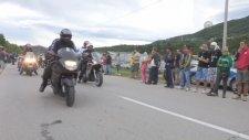 Srebrenitsa Soykırımının 19. Yıl Dönümü - Bisikletliler Ve Motosikletliler, Potoçari'de