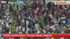 Vahid Halilhodzic: Durum Biraz Değişti