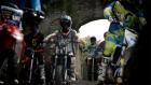 Motokros Yarışçılarından Freestyle Şov!
