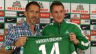 Werder Bremen, Hajrovic'i Basına Tanıttı!