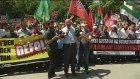 İsrail'in Gazze Saldırılarını Protesto - Basın Açıklaması - İstanbul