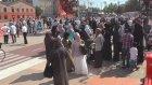 İsrail'in Gazze Saldırılarının Protesto Edilmesi - Kopenhag