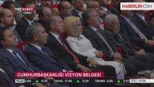Recai Kutan, Erdoğan'ın Vizyon Belgesi Toplantısında