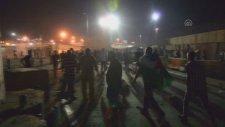 Gazze'ye Yapılan Destek Gösterisine Müdahale - Ramallah